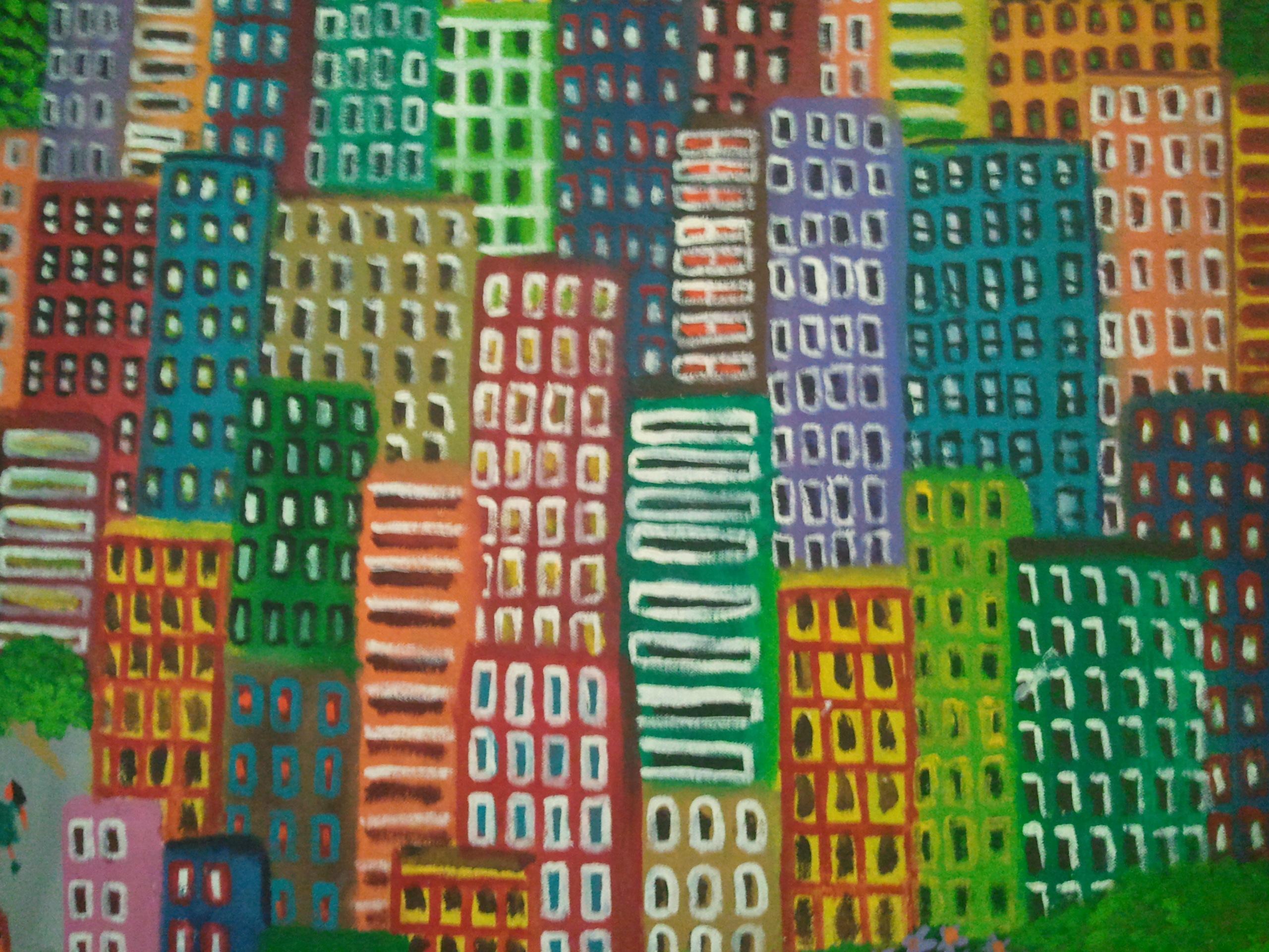 Arte Naif do Brasil in Rio