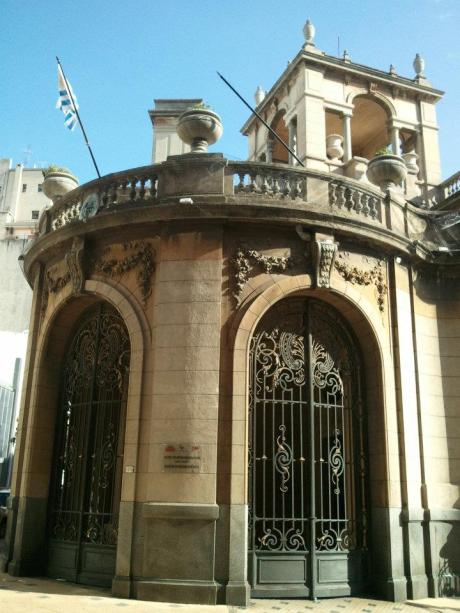 Palacio Taranco, now Museo de Artes Decorativas