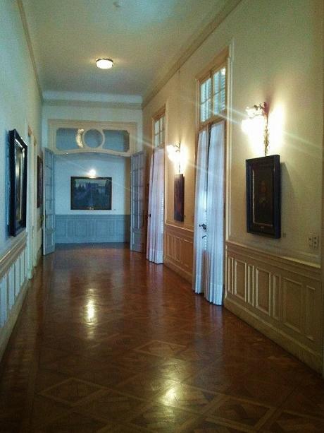 Palacio Taranco interior