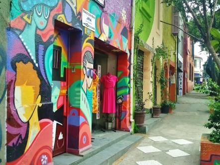 Creative quarter, Vila Madalena