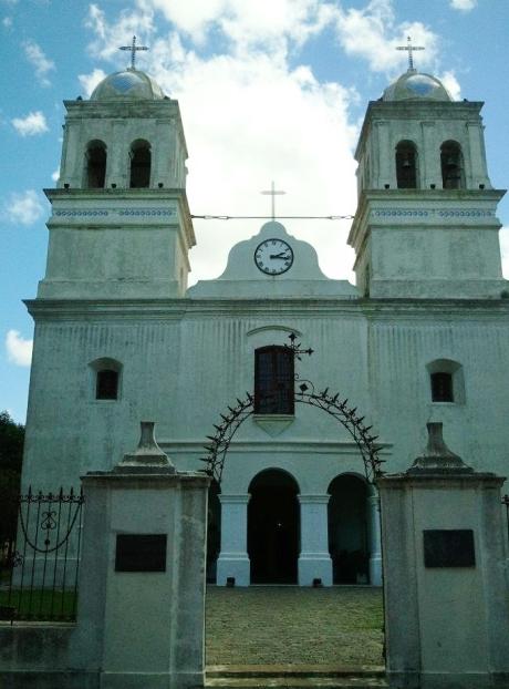 San Carlos church