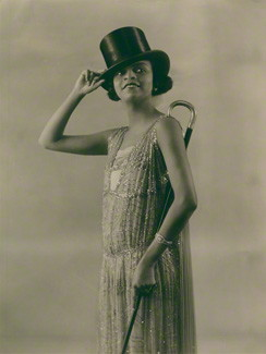 Florence Mills by London society photographer Bassano, 1923