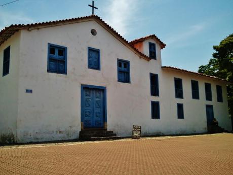 Jesuit Museum at Embu, Sao Paulo state