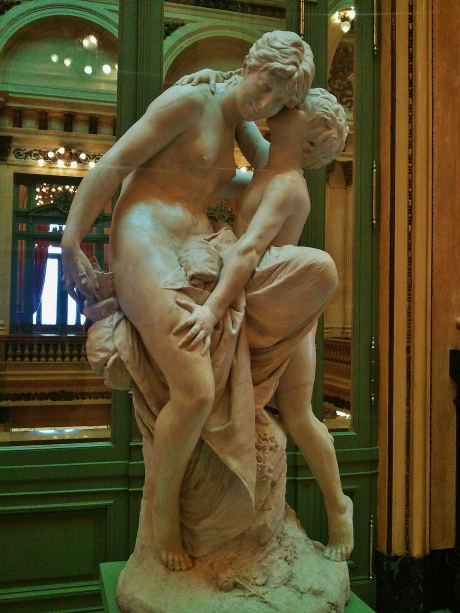 Cupid and Venus