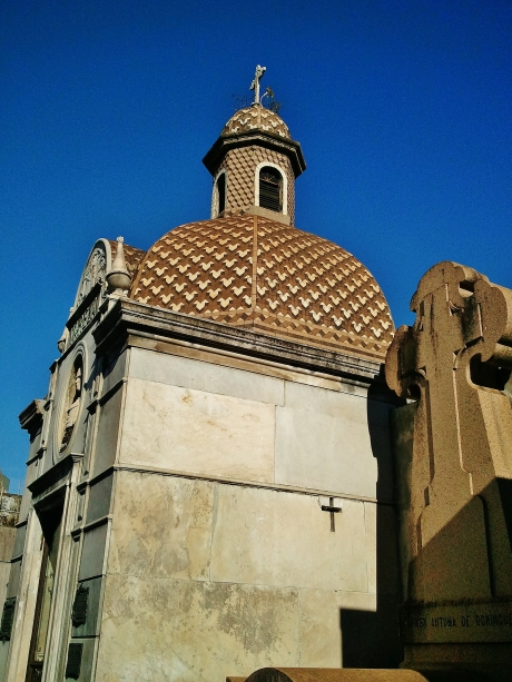 Byzantine-style dome