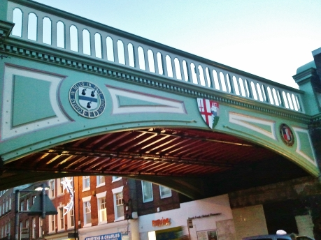 Semper Fidelis, the Worcester city motto, recalls the English Cvil War