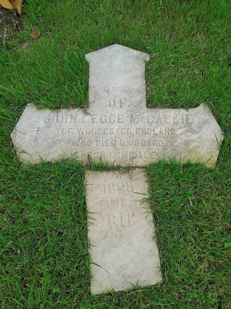 An ordinary merchant seaman from the shires who died young