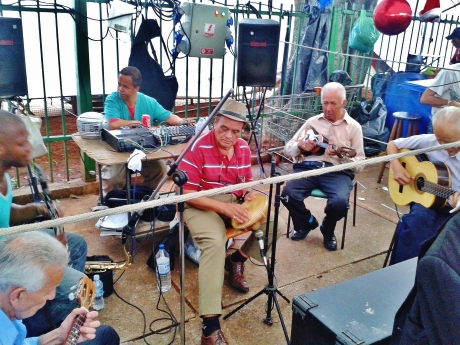 Chorinho band, every Saturday until 5 p.m.